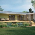 Palm Harbor Homes builds modular home for Greenbuild International Conference & Expo in New Orleans.
