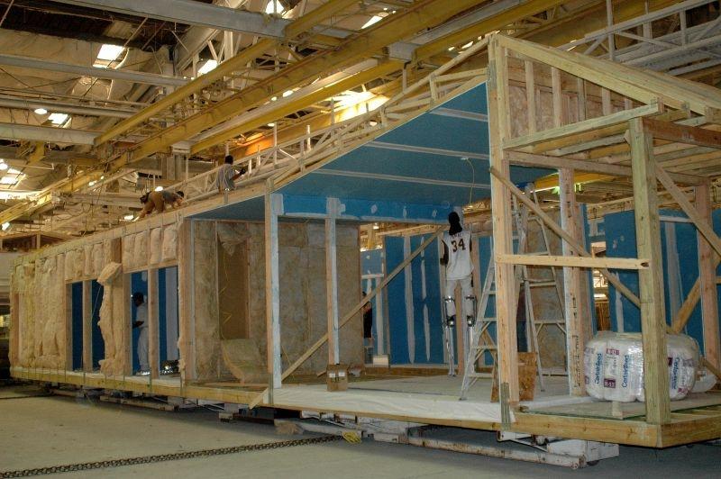 Palm Harbor Modular Homes >> Greenbuild International Modular Home Built by Palm Harbor ...