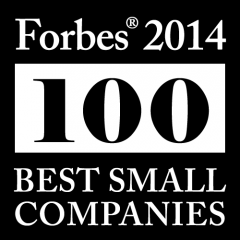 Forbes 2014 100 Best Small Companies