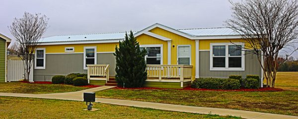 The Benbrook manufactured home by Palm Harbor Homes