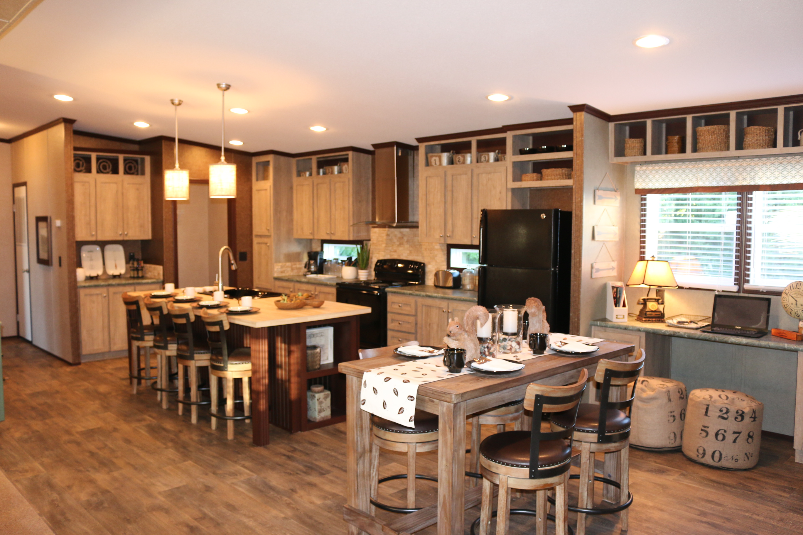 Palm Harbor Modular Homes With  Kitchen Windows