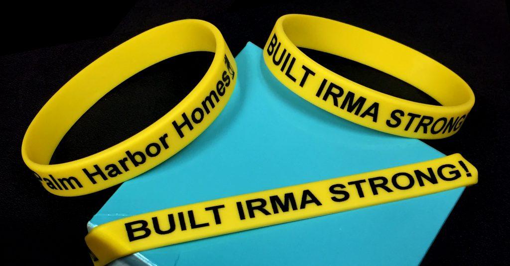Built Irma Strong